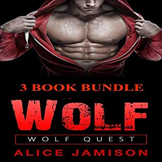Wolf Quest: 3 Book Bundle                   By:                                                                                                                                 Alice Jamison                               Narrated by:                                                                                                                                 Lorraine Walters                      Length: 4 hrs     Not rated yet     Overall 0.0