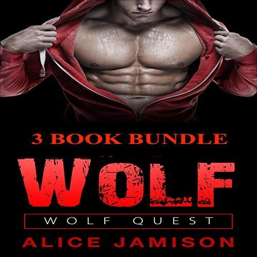 Wolf Quest: 3 Book Bundle Titelbild