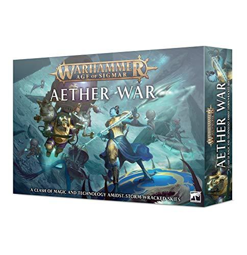 Games Workshop La Guerre de l'Ether AW01 - Warhammer Age of Sigmar - Français