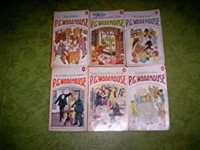P.G. Wodehouse - 6 Book Set (Summer Moonshine - Uncle Fred In The Summertime - Heavy Weather - The Mating Season - Pearls, Girls , And Monty Bodkin - Lord Erhsworth And Others)