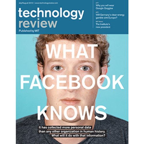 Audible Technology Review, July 2012 cover art