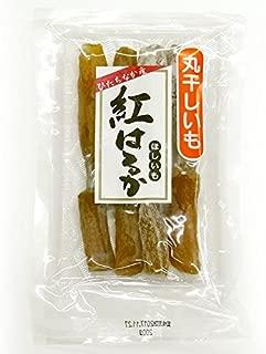 茨城県ひたちなか産 紅はるか丸干しいも200g×2袋(メール便でお届け)