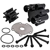 Water Pump Kit with Housing for Mercruiser Bravo replaces 46-807151A14