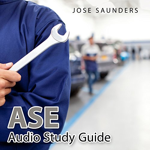 ASE Audio Study Guide audiobook cover art