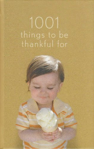 1000 things to be grateful - 4