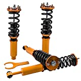 Coilovers Strut for Honda Acura TSX 2004-2008/Accord 2003-2007 Suspension Spring Shock Absorber Lower Kit Height Adjustable