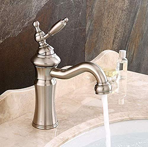 Zwarte antieke vaas waterkraan waterkraan waterval waterkraan LED temperatuurcontrole inbouw waterkraan