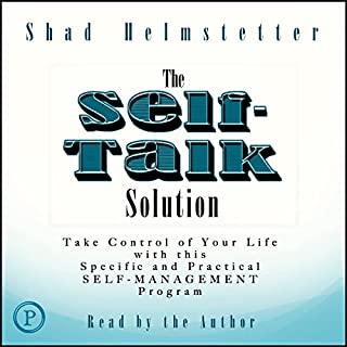 The Self-Talk Solution audiobook cover art