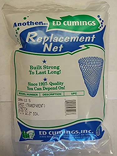 Ed Cumings Ghost Rubber Replacement Trout Net , 12'