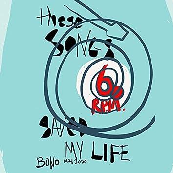 Bono - 60 Songs That Saved My Life
