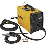 Klutch Plasma Cutter with Built-In Air Compressor - Inverter, 120V, 12 Amp Output, Model Number P12AFi