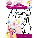 Disney Princess Colouring Set