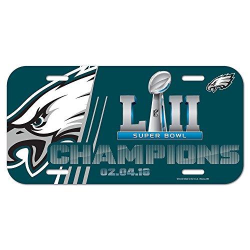 NFL Sticker Adesivo Decal-Philadelphia Eagles-ca 12,5 x 6,5cm