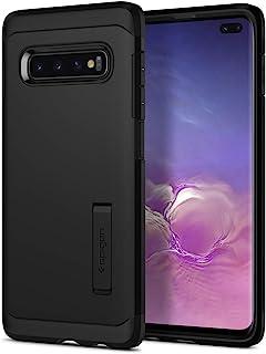 Spigen Tough Armor Designed for Samsung Galaxy S10 Plus Case (2019) - Black