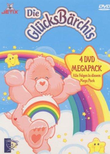 Die Glücksbärchis - 4-DVD-Box (DiC Entertainment)