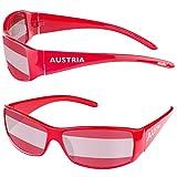 Taffstyle® Fanartikel Sonnenbrille Fan Brille zur Fussball Weltmeisterschaft WM &