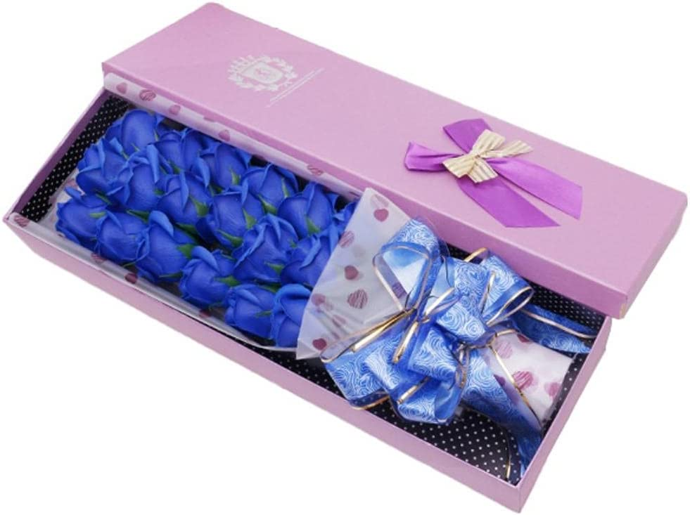 Year-end gift Artificial and Dried Flower Handmade Soap 18Pcs Rose Our shop OFFers the best service