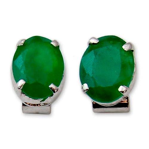 d81de8b4d729b Green Onyx Earrings: Amazon.com