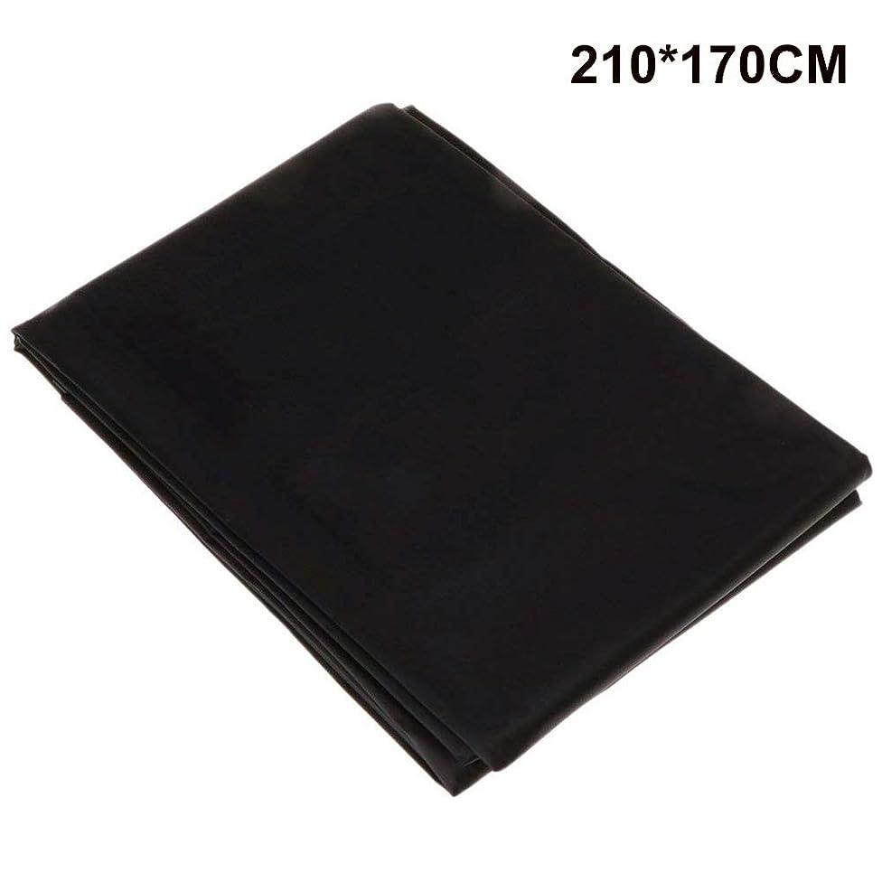 CozyFeel PVC Bed Sheet for Wet Games, Queen Size Waterproof Bedding Set J102