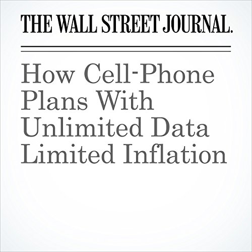How Cell-Phone Plans With Unlimited Data Limited Inflation copertina