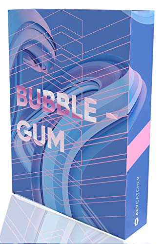AEY Catcher® Zauberkarten Bubblegum Edition - Luxus Qualität - Perfektes Handling - Pokerkarten - Spielkarten (Innovatives Design)
