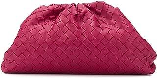 Luxury Fashion | Bottega Veneta Womens 576175VO0BL6213 Fuchsia Clutch | Fall Winter 19