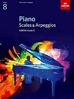 Best grade 8 piano scales Reviews