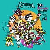 Sazanami Label 10th Anniversary Sampler vol..1 (2003-2008)