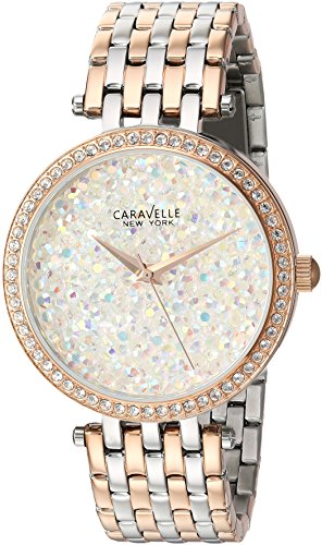 Caravelle New York Women's 45L166 Swarovski...