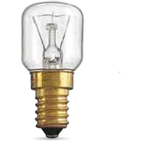 Ampoule pour four 25 W culot E14 résistante à 300°