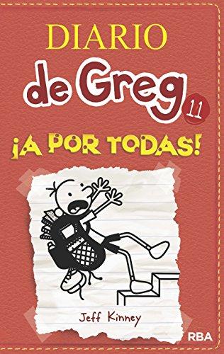 Diario de Greg #11. !A por todas!
