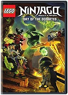LEGO Ninjago: Day of the Departed (DVD)