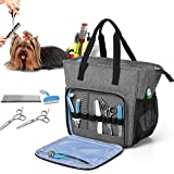 Teamoy Pet Grooming Tote, Dog Gr...