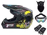 Motocross Helmet/Motorrad Crosshelm, Adult Off...