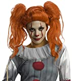 Rubie's Women's IT Movie Chapter 2 Pennywise Wig, As Shown, Adult