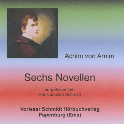 Sechs Novellen audiobook cover art