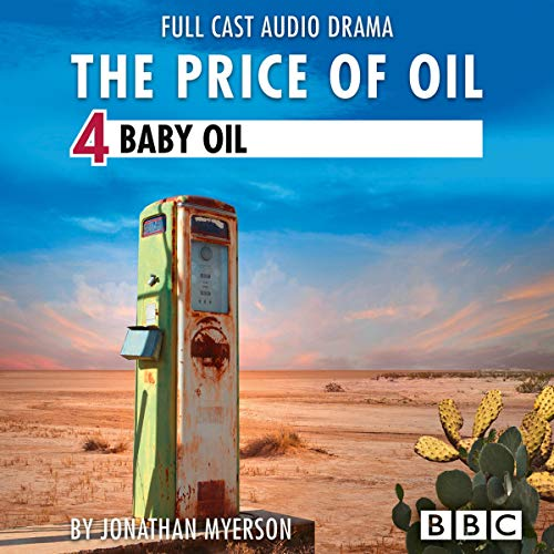 Baby Oil audiobook cover art