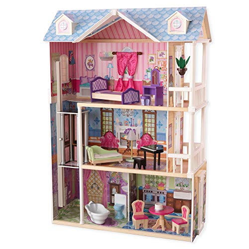 KidKraft My Dreamy Dollhouse with...