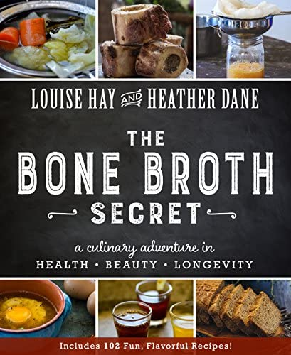 Bone Broth Secret A Culinary Adventure in Health Beauty and Longevity product image