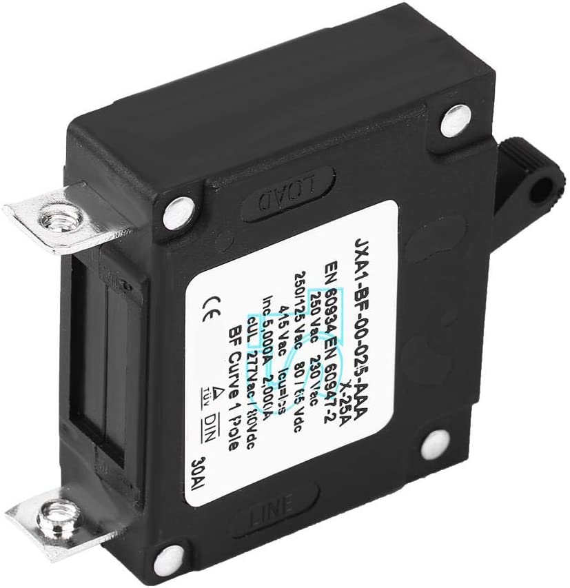 Bediffer Toggle Reset Switch ON Manual Safety Breaker Circui Max 86% OFF Max 66% OFF Off