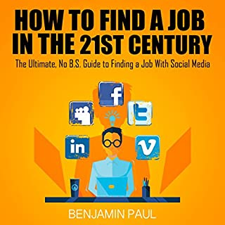 How to Find a Job in the 21st Century audiobook cover art