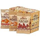 East Bali Cashews, Variety Cashew Nut Snack Packs (10 Count) - Gluten Free, Non-GMO, Vegan Friendly