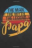 Papa Tshirt Dad Grandpas