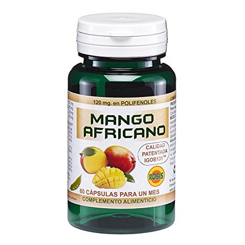 Robis Mango Africano Complemento Alimenticio Natural - 60 Cápsulas