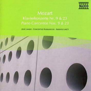 Mozart: Piano Concertos Nos. 9 and 23