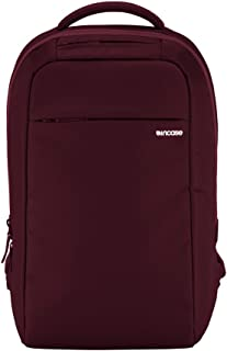 New Incase ICON Lite Backpack with Laptop/Tablet Compartment up to 15 inches - Deep Red