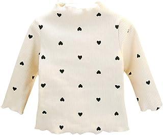 Spring Autumn Winter Kids Girl Thread Long Sleeve T-Shirt Children Girls Shirt Top Clothes
