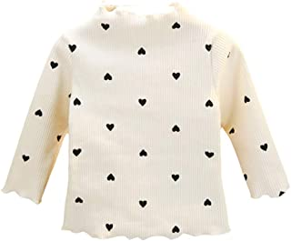 Spring Autumn Winter Kids Girl Thread Long Sleeve T-Shirt Children Girls Shirt Top Clothes