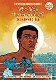 Who Was the Greatest?: Muhammad Ali: A Who HQ Graphic Novel (Who HQ Graphic Novels)