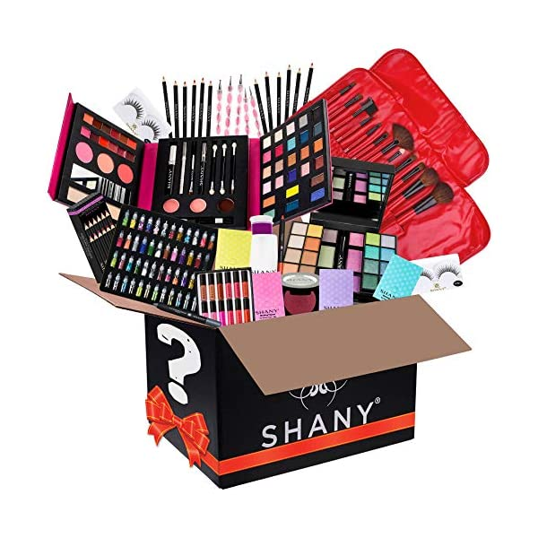 Beauty Shopping SHANY Gift Surprise – AMAZON EXCLUSIVE – All in One Makeup Bundle –